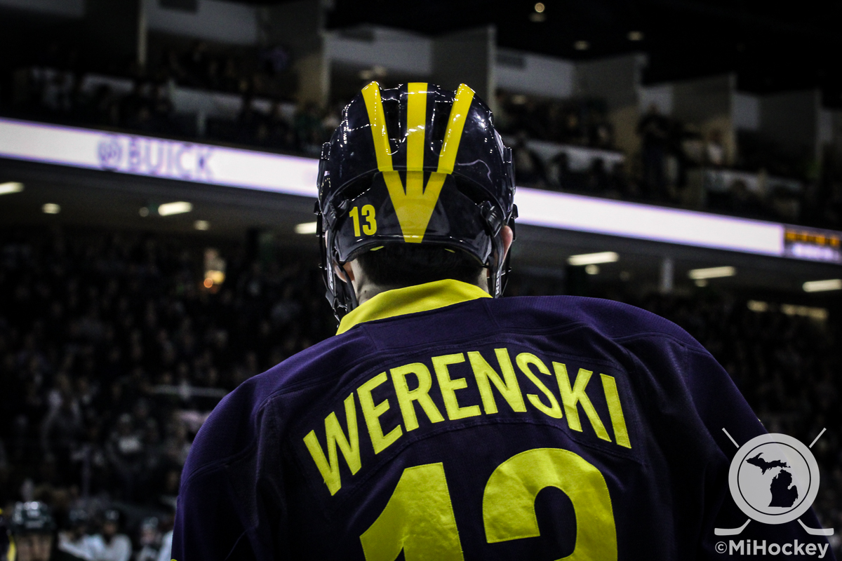 detailed look 1b2a1 e9c83 Werenski 3 – MiHockey