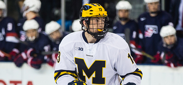 uk availability 88eaf 9e992 2015 NHL Draft: Zach Werenski picked by Columbus Blue Jackets
