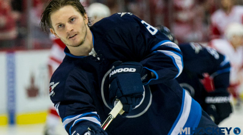 RFA defenseman Jacob Trouba traded from Jets to Rangers