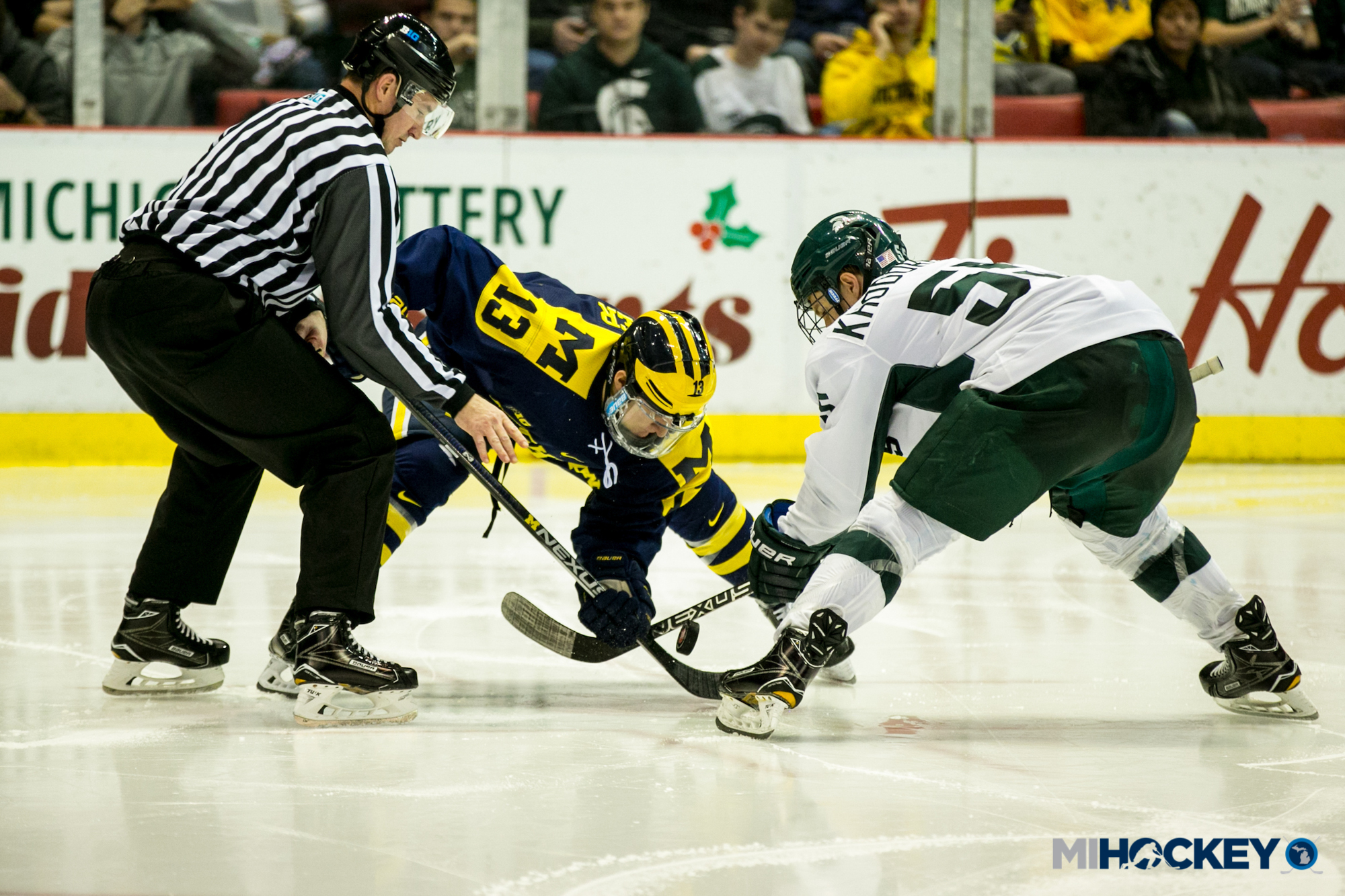 2018 Big Ten Men's Ice Hockey Tournament bracket announced