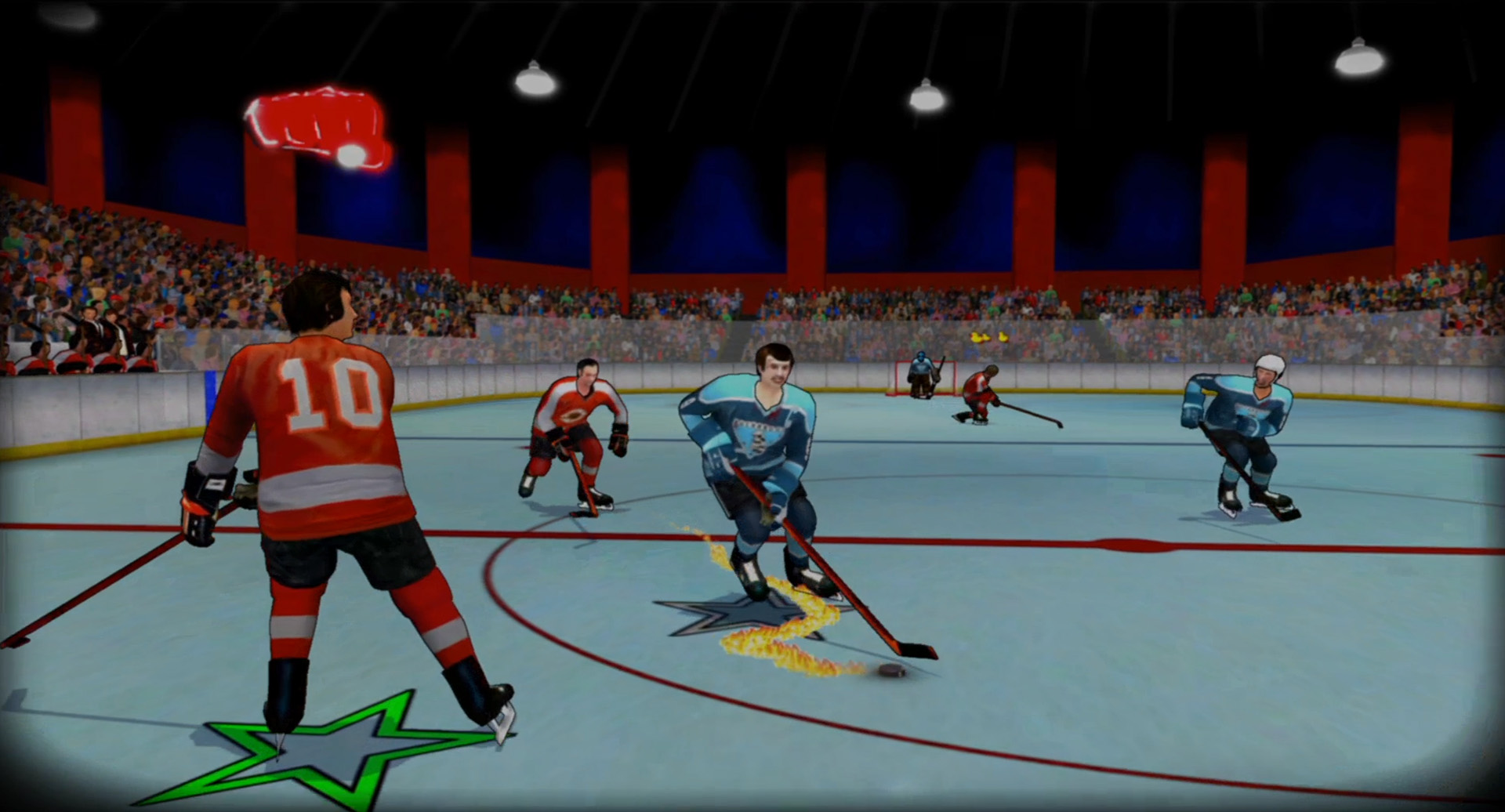 New Arcade Style Hockey Video Game Coming To Consoles In 2017