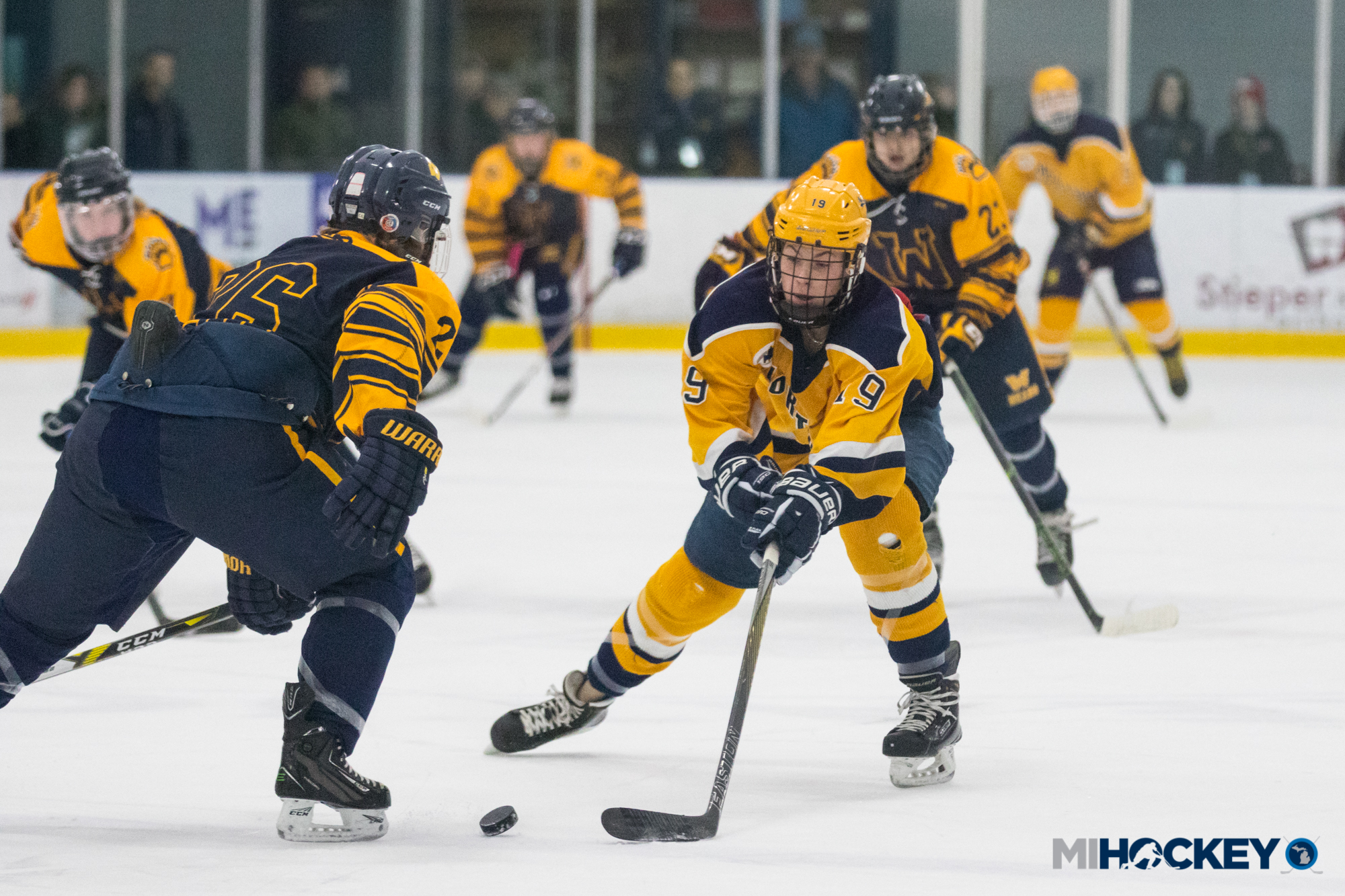 2018 MIHL Prep Hockey Showcase schedule announced