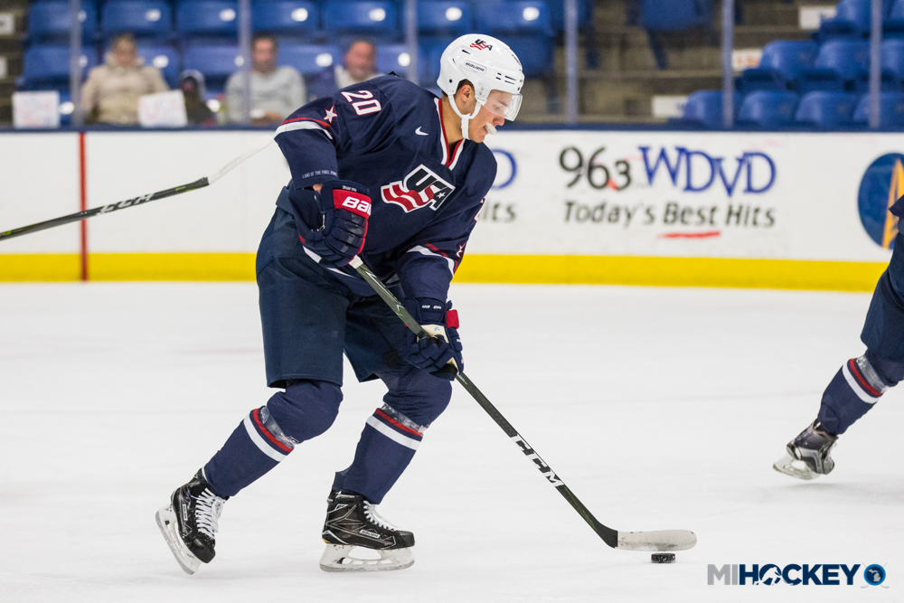 Usa Hockey Announces Roster Cuts For World Junior Summer Showcase