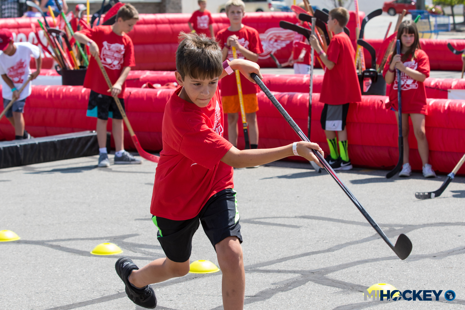 Red Wings announce third annual Street Hockey Summer Tour at Meijer locations across Michigan