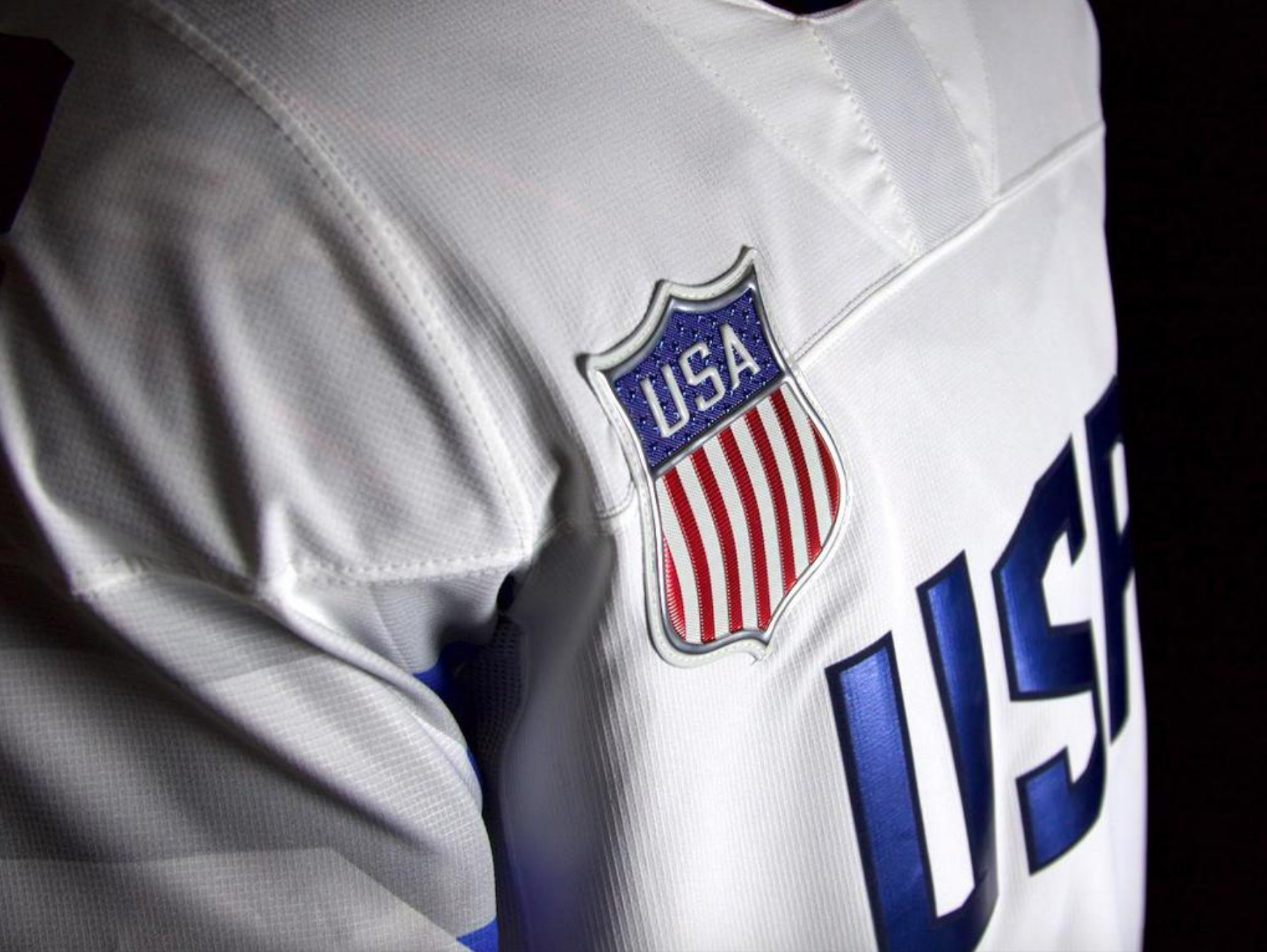 910fa3556 USA Hockey unveils 2018 Olympic jerseys