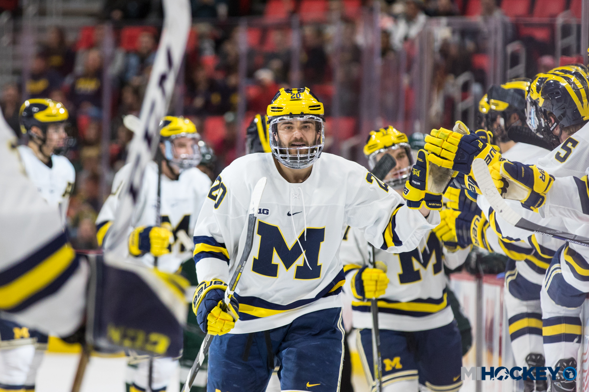 Cooper Marody named College Hockey All-American; Northern's Beaulieu also honored