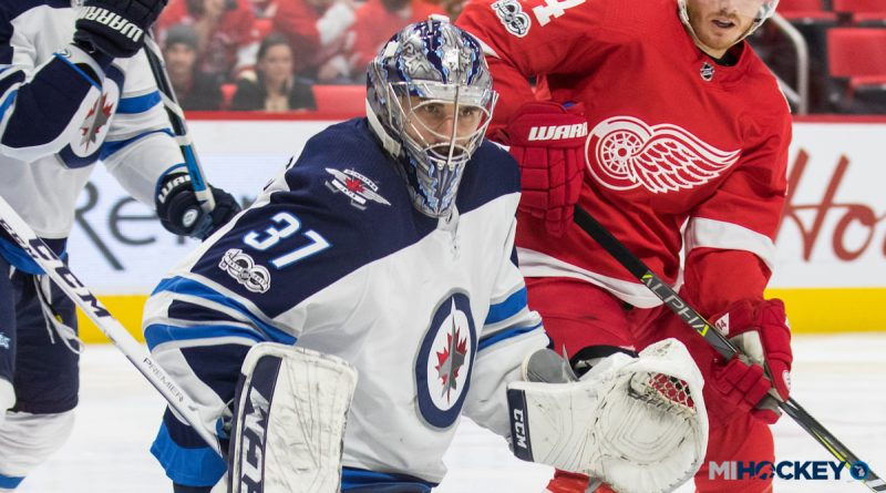 Connor Hellebuyck signs six-year extension worth $37 million