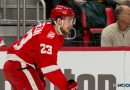 Griffins forward, Red Wings prospect Dominic Turgeon out indefinitely