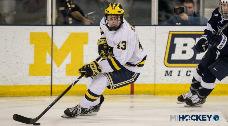 premium selection 431d2 4e7a2 Quinn Hughes signs with the Vancouver Canucks