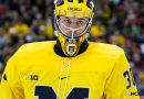 Wolverines' Hayden Lavigne named Big Ten First Star of the Week