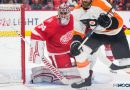 Red Wings trade Petr Mrazek to Philadelphia