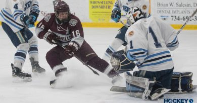 PHOTOS: All of Friday's action at the MIHL Showcase
