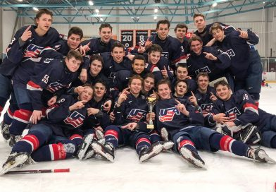 NTDP Under-17 Team wins Five Nations tournament in Finland