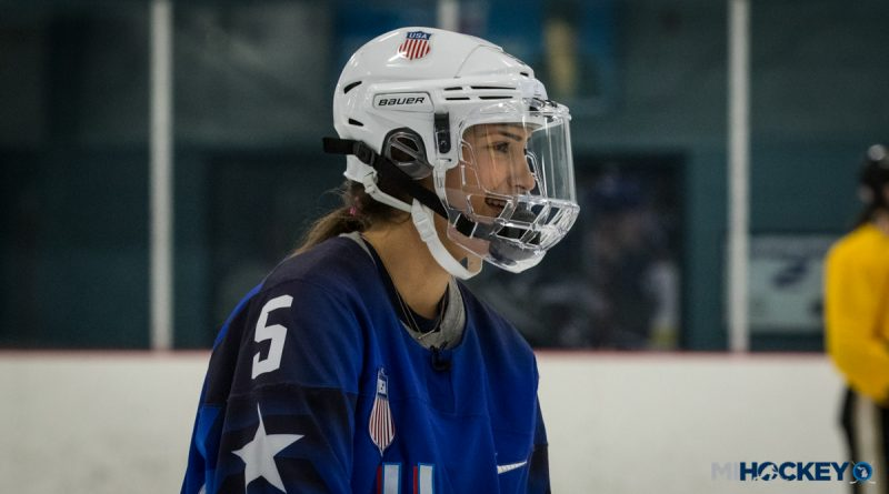 USA Hockey announces U.S. Women's National Team roster for Four Nations Cup