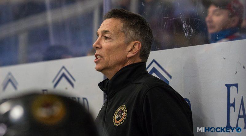 Muskegon Lumberjacks will not renew coach John LaFontaine's contract