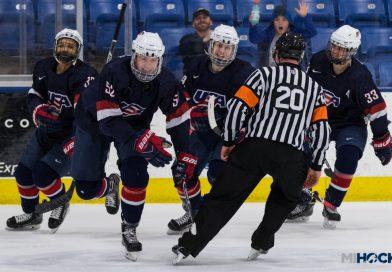 PHOTOS: NTDP wins first-ever USHL playoff game