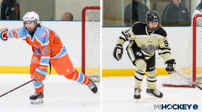 Fourteen '04 Michigan girls invited to USA Hockey Multi-District Development Camp