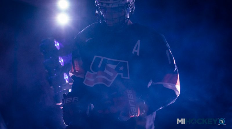 Team USA finishes third in group in U18 Worlds prelims, now set for quarterfinals