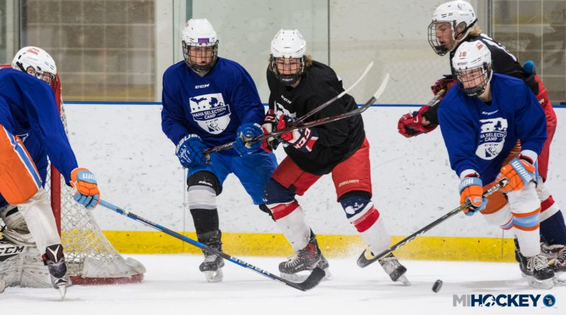 The first step in the USA Hockey National Development Camp Process