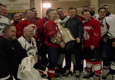WATCH: Check out the Michigan Warriors' 'Day with the Cup' video
