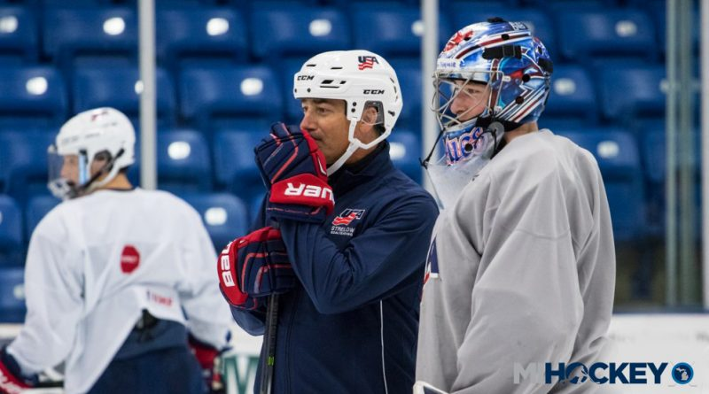b808bf2819d John Vanbiesbrouck named Assistant Executive Director of Hockey Operations  for USA Hockey