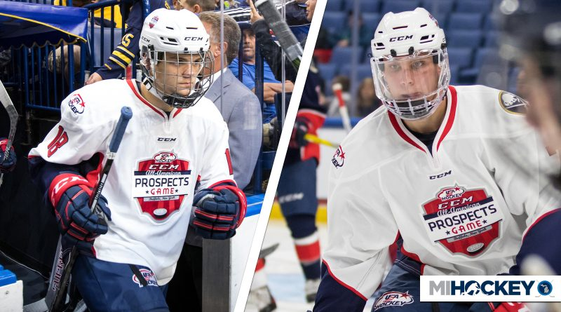 USA Hockey announces roster for World Junior Summer Showcase in Plymouth