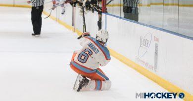 Recruiting: Luke Hughes commits to Michigan