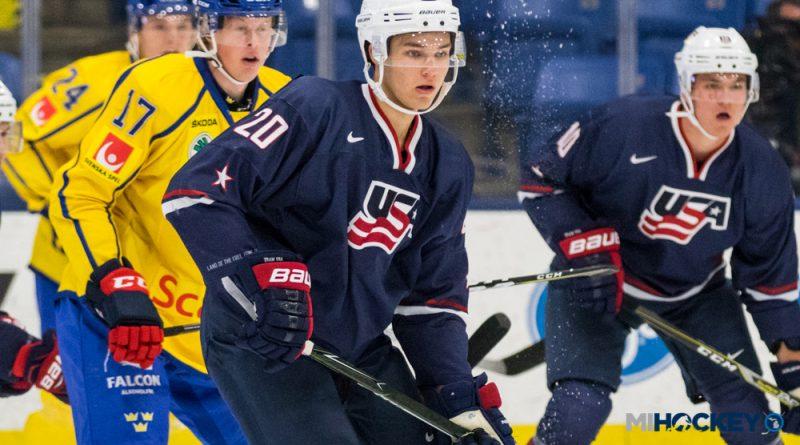 Usa Hockey Announces World Junior Summer Showcase Invite List