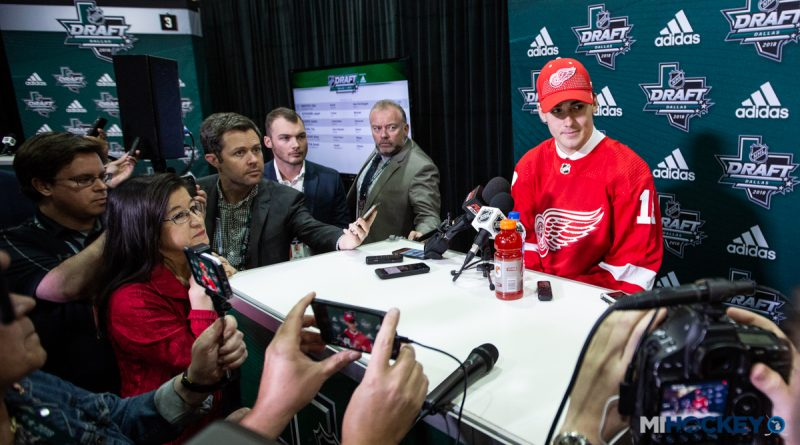 A look at the Red Wings' 2018 draft class