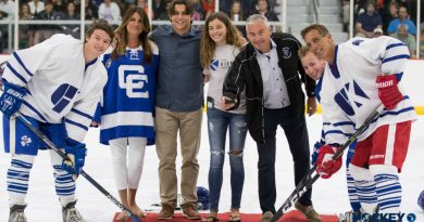 Second annual 'Play With Purpose' charity game set for Aug. 11 at USA Hockey Arena