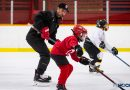 PHOTOS: Day 1 of the 2018 Larkin Hockey School