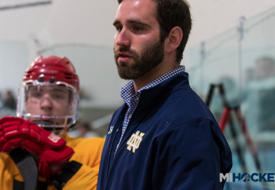 Zack Cisek named new Lake Superior State assistant coach