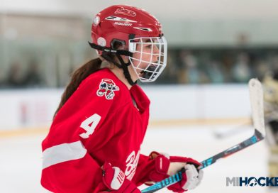 Five Michigan girls set to compete for U.S. in upcoming series with Canada