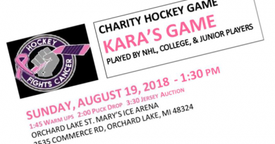 Charity game to take place at Orchard Lake St. Mary's this Sunday