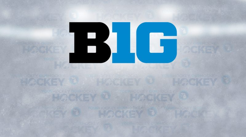 Michigan names clean up Big Ten Three Stars of the Week