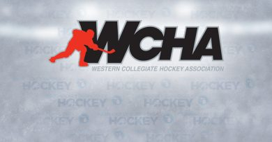 LSSU's Gelsinger, NMU's Tolvanen, MTU's Bliss named WCHA players of week