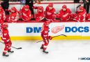 Late Svechnikov goal lifts Red Wings to win over Blackhawks