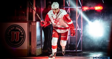 PHOTOS: Griffins' 2018-19 home opener features Zadina's first goal, GR victory