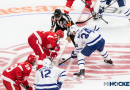 PHOTOS: Red Wings vs. Maple Leafs