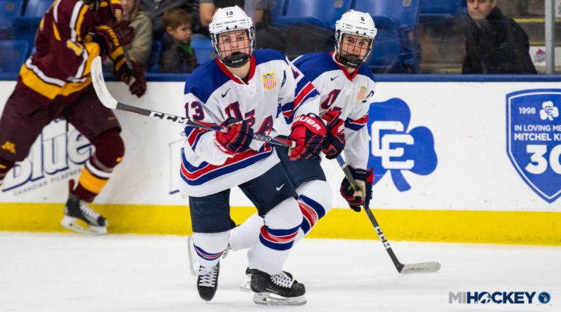 NHL Central Scouting announces updated 2019 Draft rankings
