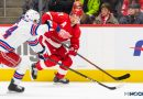 Larkin scores in overtime to give Red Wings win over Rangers