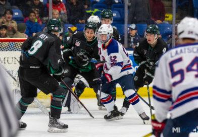 PHOTOS: Cedar Rapids RoughRiders vs. NTDP Under-17 Team