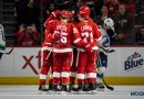 PHOTOS: Red Wings beat Canucks in shootout