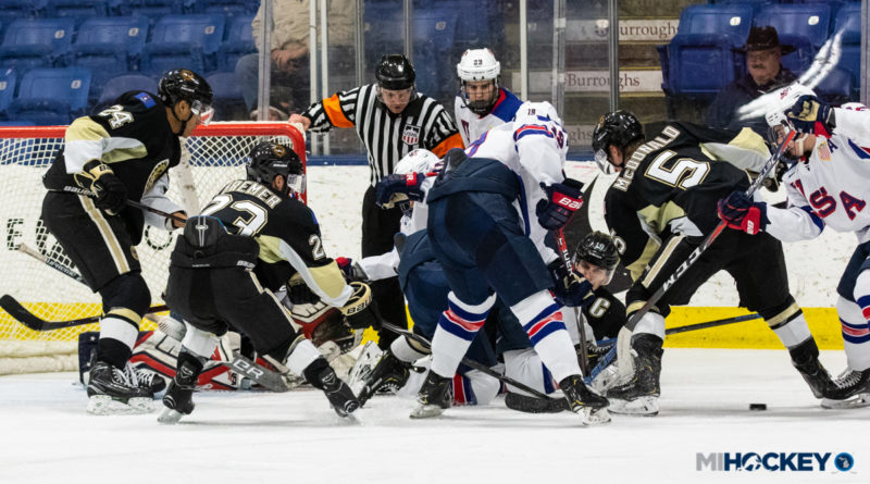 2019-2020 USHL season schedule announced for Muskegon, USA Hockey NTDP