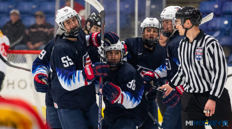 Team USA beats Switzerland to secure spot in U17 Four Nations championship game (with photos)