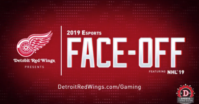 Red Wings hosting NHL 19 Esports Face-Off with live championship at Little Caesars Arena in February