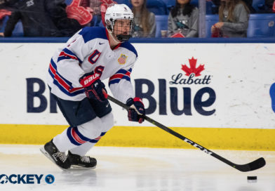Cam York sets single-game NTDP points record; Hughes, Caufield move up on all-time lists