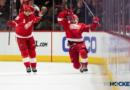 PHOTOS: Larkin's OT winner gives Red Wings victory over Predators