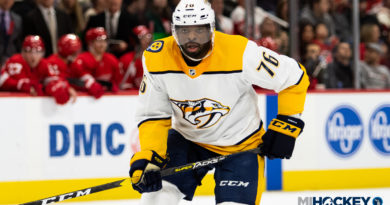 PK Subban filmed inspirational message at LCA for Metro Detroit youth hockey player facing racist taunts