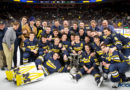 Wolverines win 2019 'Duel in the D' rivalry game, sweep weekend over Michigan State